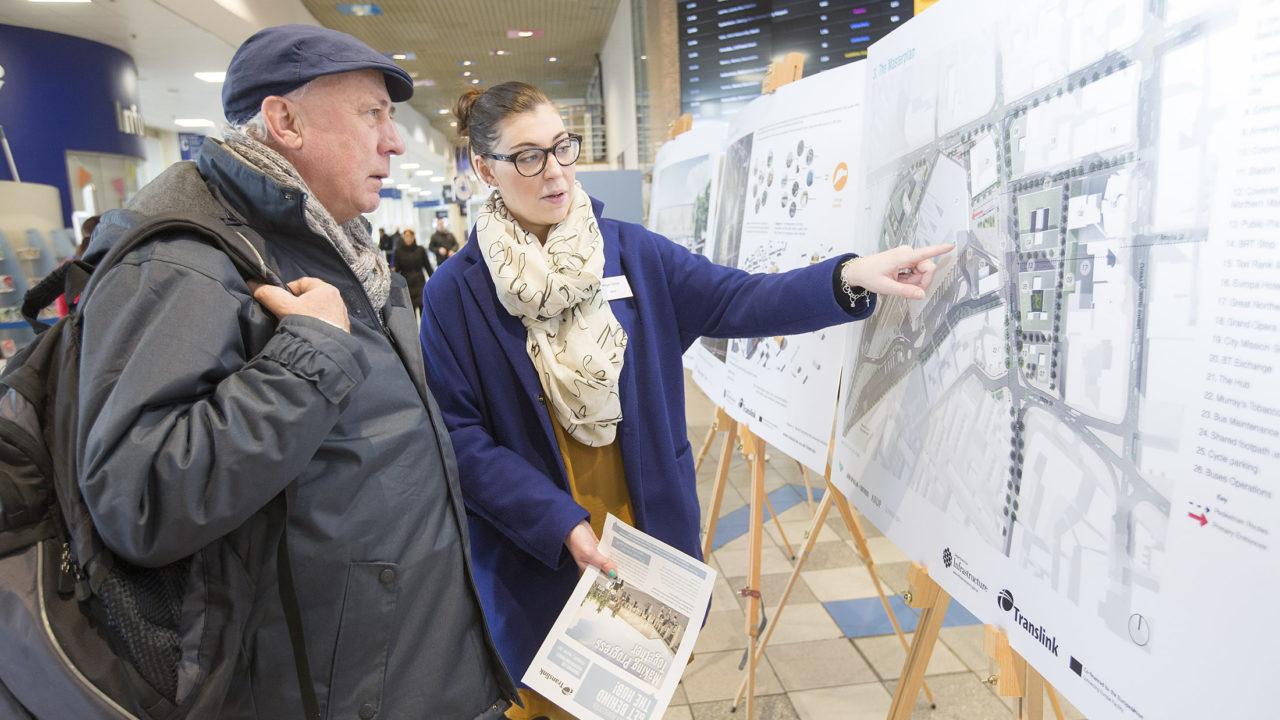 Public Consultation Reviewing Plans